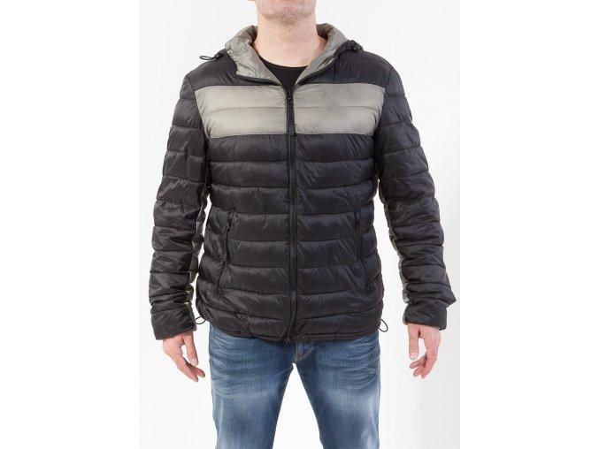 Pánska obojstranná zimná bunda Armani Jeans