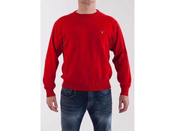 Pánsky červený sveter Gant