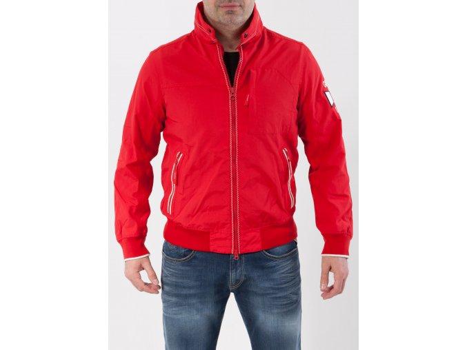 Pánska červená bunda Gant