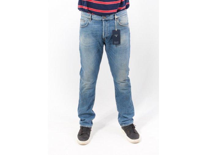 Pánske modré džínsy Gant