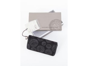 Čierna peňaženka Scervino Street