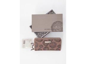 Hnedá peňaženka Scervino Street