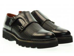Čierne topánky Brimarts