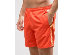 338BOSS Shorts BOSS By Hugo Boss Seabream Swim Shorts Orange Mens BOSS 2 LRG