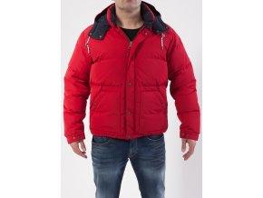 Pánska červená zimná bunda GANT