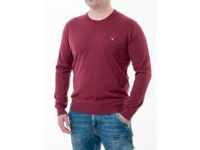 Pánsky bordový sveter Gant
