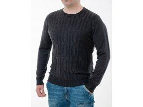 Pánsky čierny sveter Gant