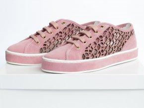 Dámske ružové tenisky Liu Jo