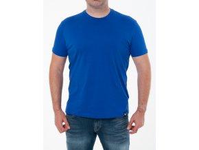 Pánske modré tričko Armani Jeans