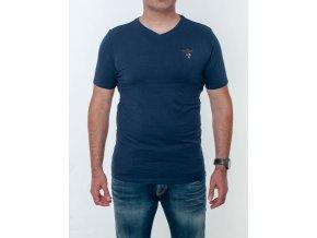 Pánske tmavomodré tričko Aeronautica Militare