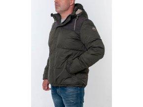Tmavozelená zimná bunda G.I.G.A. DX by killtec