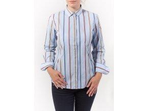 Dámska modrá košeľa GANT