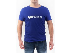 Pánske modré tričko GAS