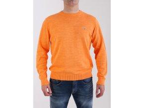 Pánsky oranžový sveter GANT