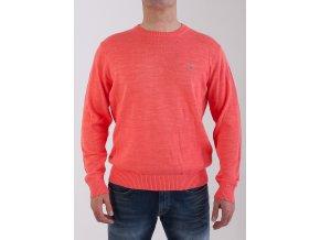 Pánsky lososový sveter GANT