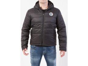 Pánska čierna zimná bunda Napapijri