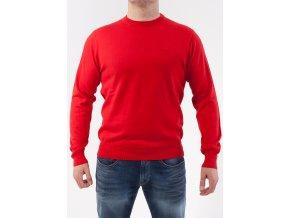 Pánsky krvavo červený sveter GANT