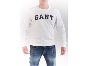 Pánska biela mikina GANT