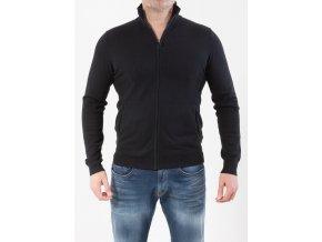 Pánsky čierny sveter Esprit