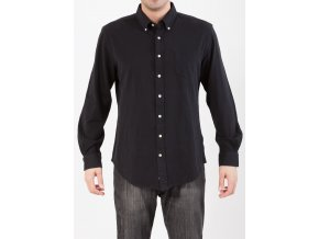 Pánska čierna košeľa Gant