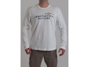 Pánske tričko v bielej farbe Aeronautica Militare
