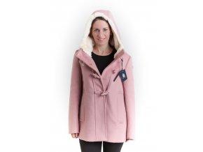 Dámsky ružový kabát Marina Yachting