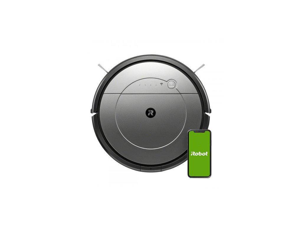 Robotický vysávač a mop iRobot Roomba Combo - NOVINKA
