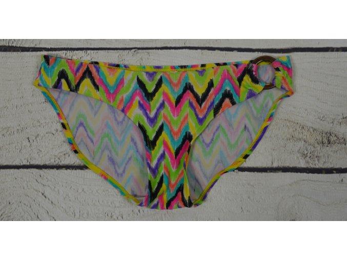 Ocean Club barevné plavkové kalhotky VEL.36
