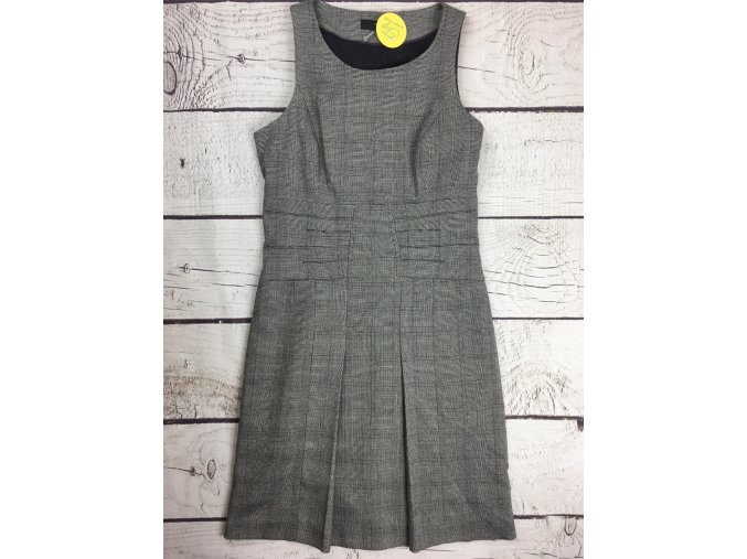 NEXT šedé pouzdrové šaty