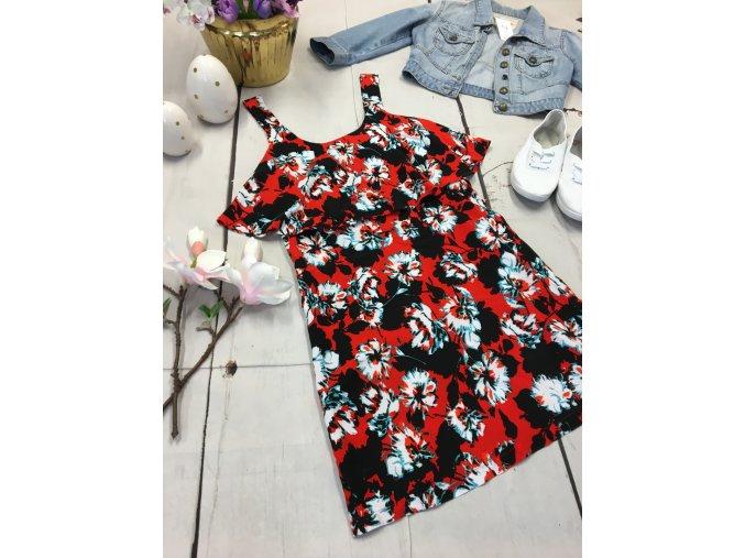 Lehké letní šaty PAPAYA