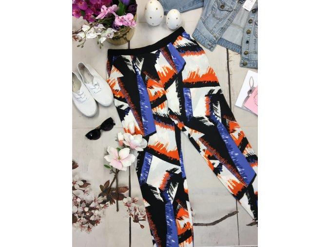 Barevné letní kalhoty F&F