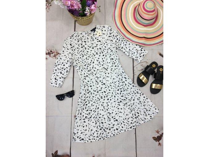 Dalmatýnové šaty Atmosphere