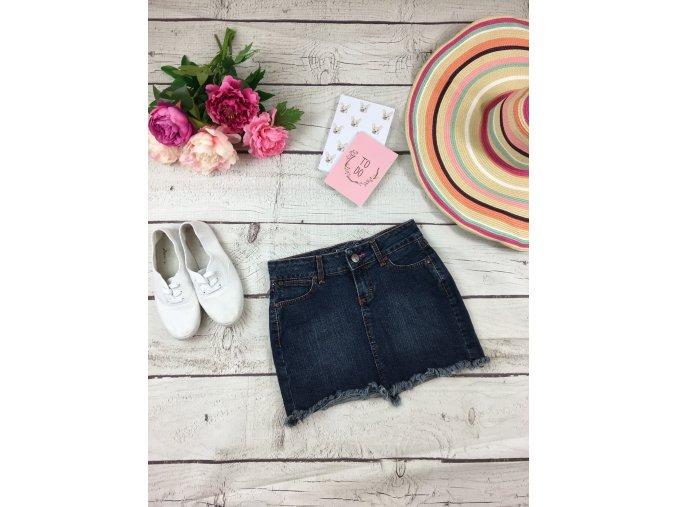 Krátká džínová sukně Wrangler