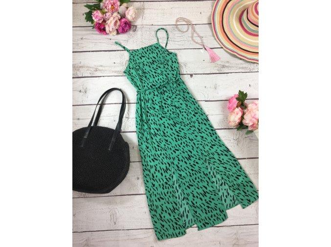 Zelené šaty Atmosphere NOVÉ