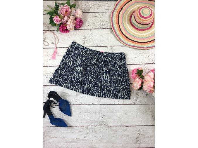 Krátká sukně se vzorem kůry M&S