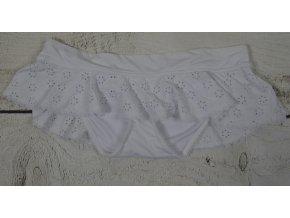 Floozie bílé  plavkové kalhotky