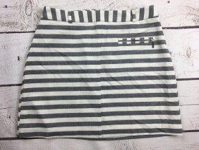 NEW LOOK pruhovaná sukně