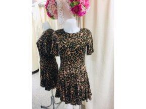 Leopardí šaty H&M