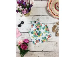 Tropic crop top NEW LOOK