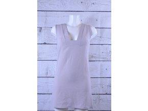 Prettylittlething šedé krátké šaty