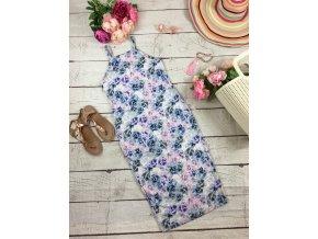 Květované úplné šaty Miss Selfridge