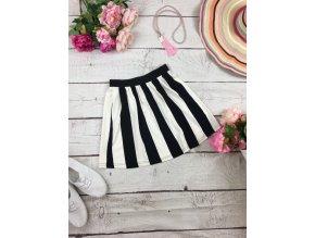 Pruhovaná sukně H&M