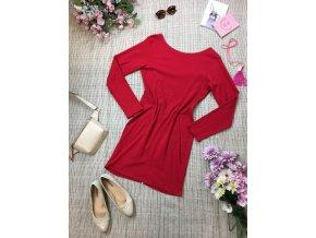 Nové Červené šaty Missguided