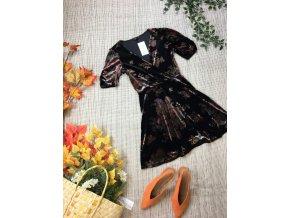 Sametové šaty New Look