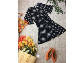 Puntíkaté šaty Papaya