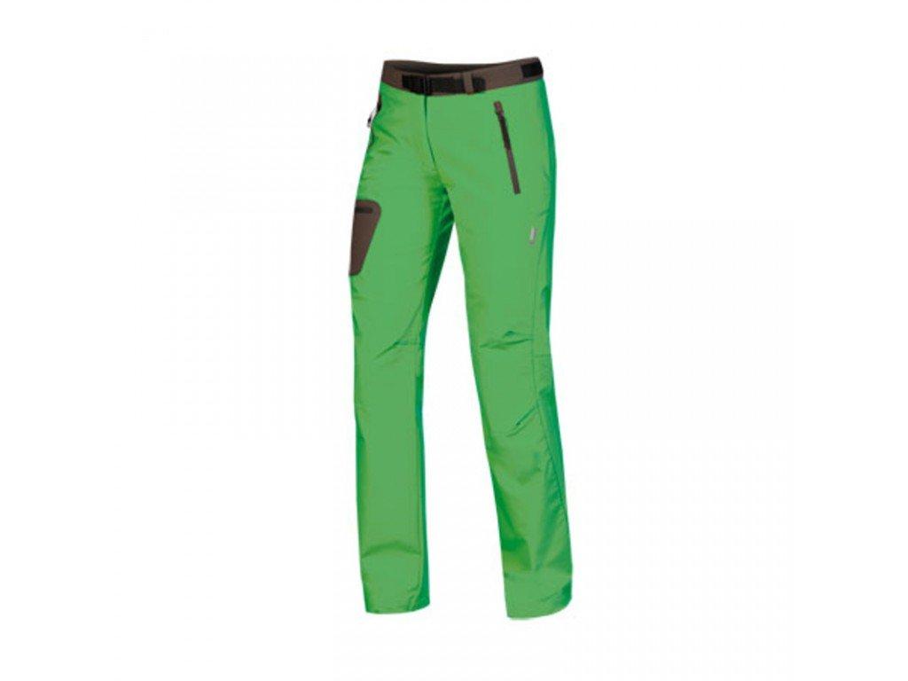 Kalhoty Direct Alpine CRUISE LADY 1.0 green/dark-grey