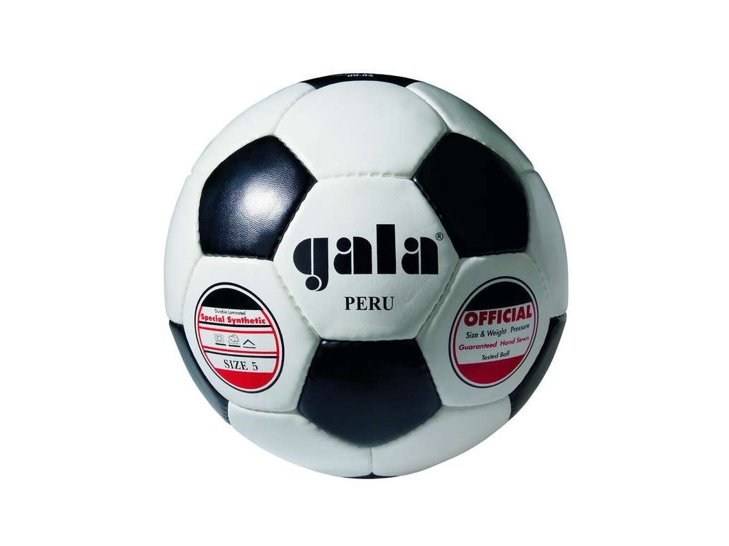 Fotbalový míč Gala Peru 5073 S