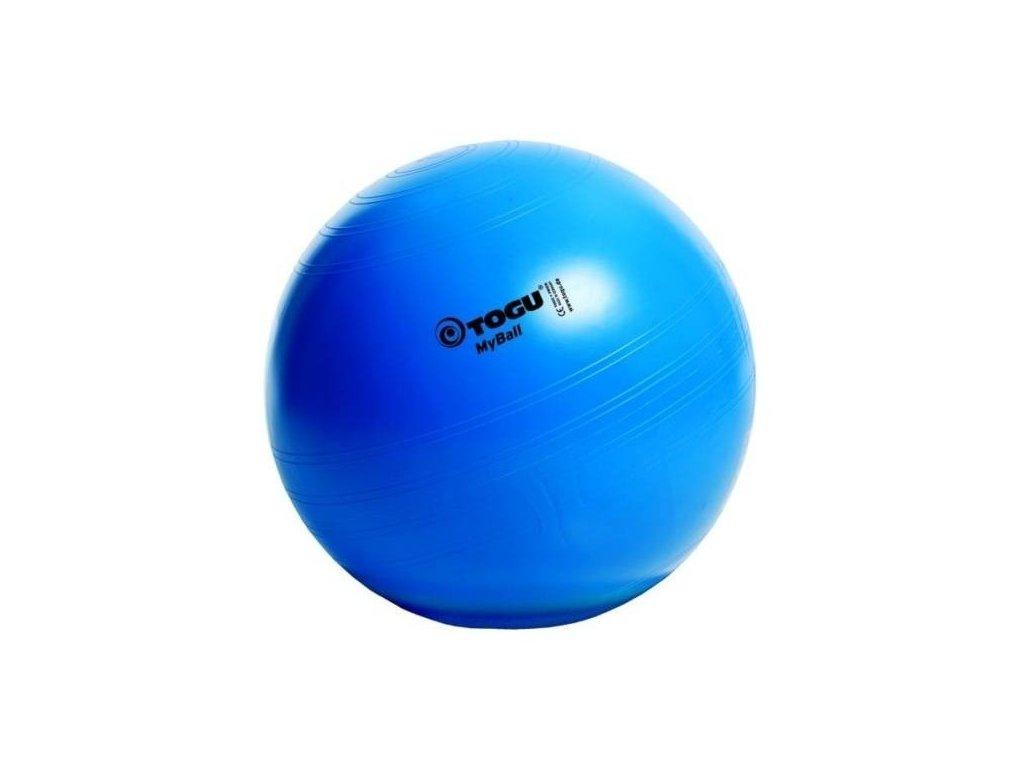 Togu míč MyBall 65cm rehabilitační
