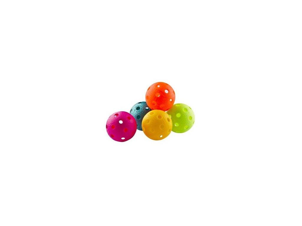 Míček florbalový Oxdog Rotor barevný