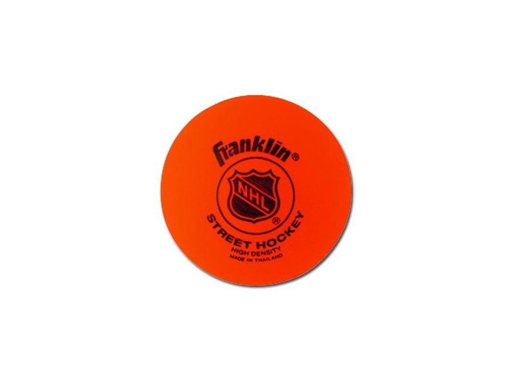 Hokejbalový míček Franklin